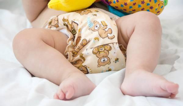 علل جوش زدن نوزاد