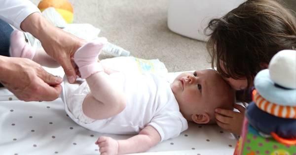 مدفوع مشکوک نوزاد