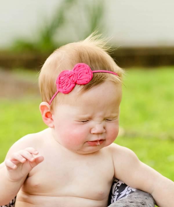علل عطسه کردن نوزاد