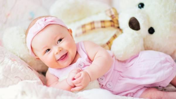 تکان خوردن نوزاد