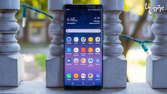 نکات و ترفند های مخفی Samsung Galaxy Note 8