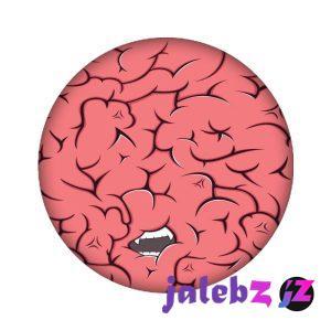 برچسب کنسول بازی مدل مغز کد 2787